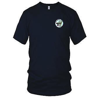 US Navy SS-276 USS Sawfish Embroidered Patch - Mens T Shirt