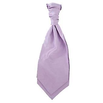 Lilac Ruche Tie