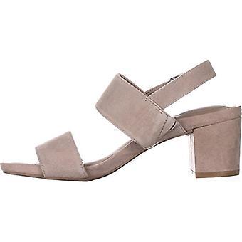 Mujeres de Giani Bernini MAGGIEE Open Toe Slingback Casual sandalias de cuero