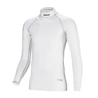 Sparco Racewear - Underwear - Shield RW-9 001764MBOML White Medium/Large Fits:U