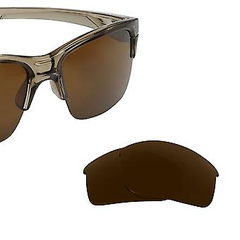 Best SEEK Replacement Lenses for Oakley Sunglasses THINLINK Brown