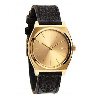 Nixon The Time Teller Gold / Ornate (A0451882)