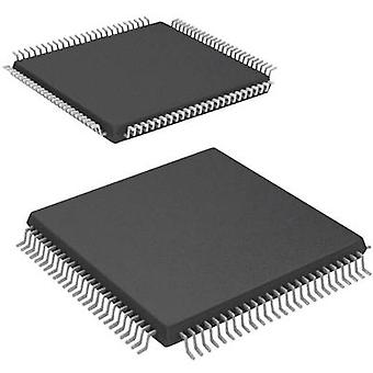 Embedded microcontroller DSPIC33FJ256MC510-I/PT TQFP 100 (12x12) Microchip Technology 16-Bit 40 MIPS I/O number 85