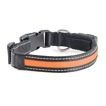 Flashing Safety Collar - Small 25 - 36cm