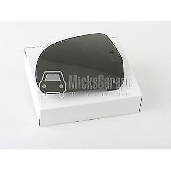 Left Mirror Glass (heated) & Holder for AUDI A3 Convertible 2008-2010