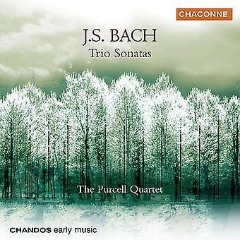 J.S. Bach - Bach: Trio Sonatas Bwv 525-530 [CD] USA import