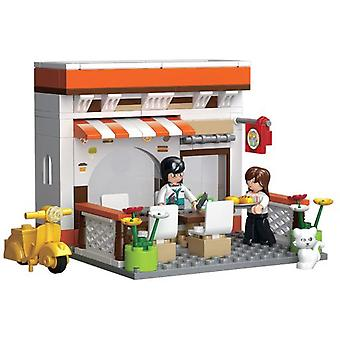 Sluban Town Restaurant 134 Parts (Babies and Children , Toys , Constructions)