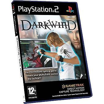 Gametrak mørke vind (PS2)