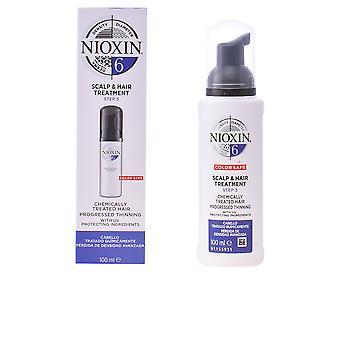 Nioxin System 6 Scalp Treatment Very Weak Coarse Hair 100 Ml Unisex
