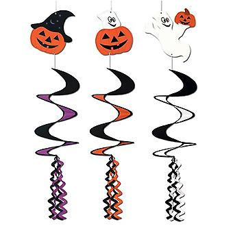 Halloween Wind-Spinners 3' 6""