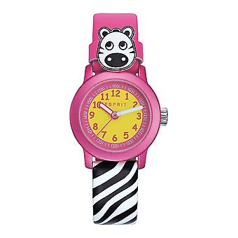 ESPRIT kids watch kids watch girl Cutie face pink ES106414031