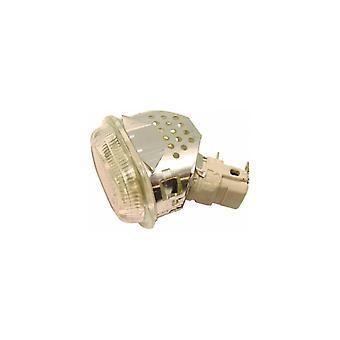 Bosch ovnen lampe montering - Cover, Holder og pære