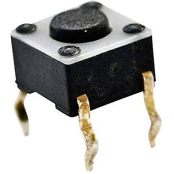 TE Connectivity 1825910-2 Pushbutton 24 Vdc 0.05 A 1 x Off/(On) momentary 1 pc(s)