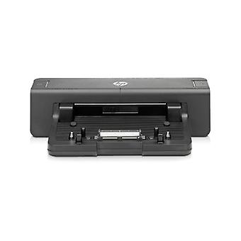 HP Proprietary Docking Station for Notebook - Black - 6 x USB Ports -
