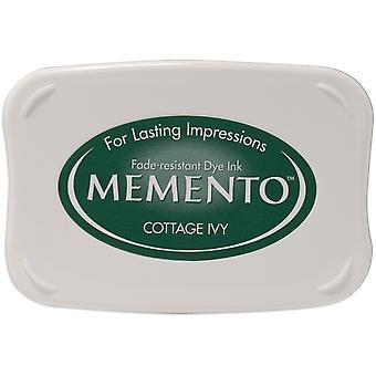 Memento Dye Ink Pad-Cottage Ivy