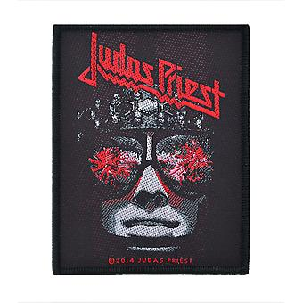 Judas Priest Hell Bent For Leather tessuto Patch