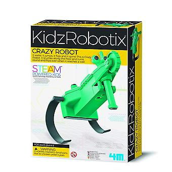 Kidz fotboll - Crazy Robot