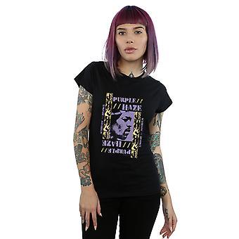 Jimi Hendrix Women's Purple Haze T-Shirt