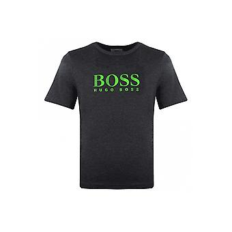 Hugo Boss Boys Hugo Boss Kids Grey T-Shirt