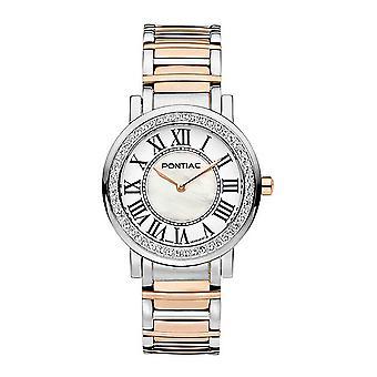 Pontiac novel P10082 mens watch