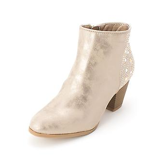 Style & Co. Womens Jazzella Almond Toe Ankle Fashion Boots