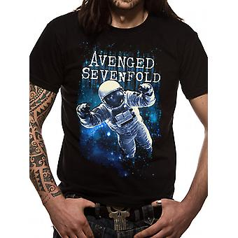 Avenged Sevenfold - Spaceman Logo  T-Shirt