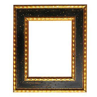 7,5x12,5 cm eller 3x5 tum, antal 2, fotoram i guld