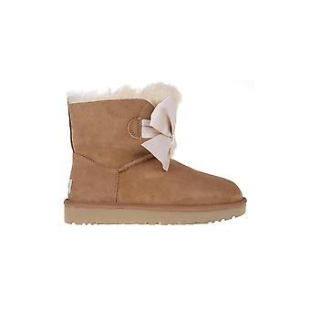 UGG Gita Bow Mini 1098360CHE universal winter women shoes