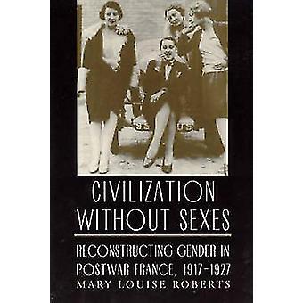 الحضارة دون الجنسين-إعادة بناء المساواة بين الجنسين في فرنسا ما بعد الحرب-