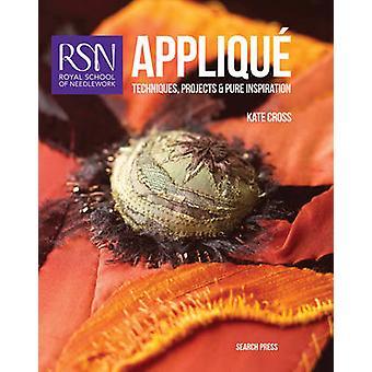 RSN - apliques - técnicas - proyectos y pura inspiración por Kate Cro
