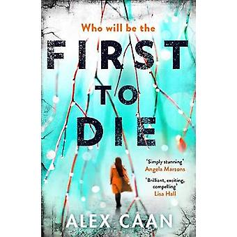 First to Die by First to Die - 9781785761881 Book