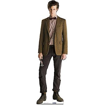 Doctor Who (Matt Smith) Die 11. Doctor - BBC Dr Who / Dr. Who - Lifesize Pappausschnitt / Standee