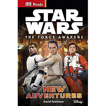 DK Reads: Star Wars: The Force Awakens: New Adventures (DK Reads Beginning To Read)