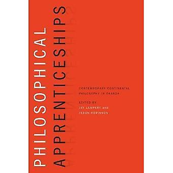 Filosofiska lärlingsutbildning: Modern kontinental filosofi i Kanada