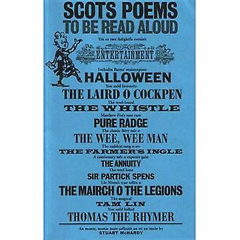 Scots Poems to be Read Aloud: Yin or Twa Delightfu Evenin's Entertainment