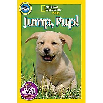 ¡Salta perrito! (National Geographic Kids: lector antes)