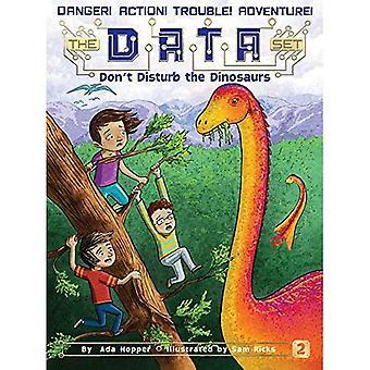 Stör inte dinosaurierna (D.A.T.A. Set)