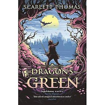 Dragon's Green: Worldquake Book One