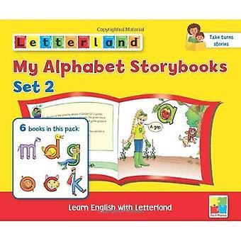 My Alphabet Storybooks: Set 2