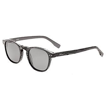 Simplify Walker Polarized Sunglasses - Grey Zebra/Black