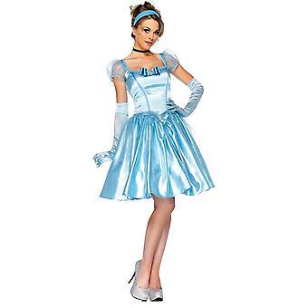 Cinderella Deluxe Costume Adult