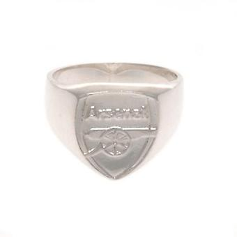 Arsenal Sterling Silver Ring Grande
