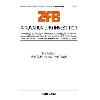Innovation und Investition by Albach & Horst