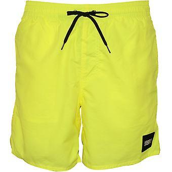 O'Neill Vert Solid Colour Swim Shorts, Pyranine Yellow