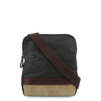 Carrera Jeans Robin Men Black Crossbody Bags -- ROBI056048