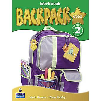 Backpack Gold 2 Workbook and CD N/E Pack (2nd Revised edition) by Dia