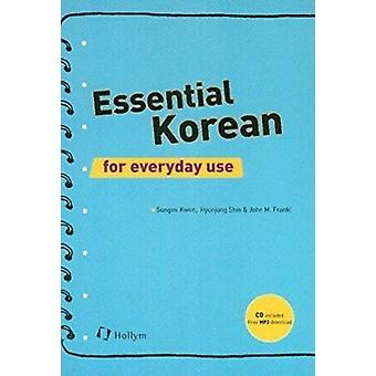 Essential Korean for Everyday Use by Sungmi Kwon - John M. Frankl - 9
