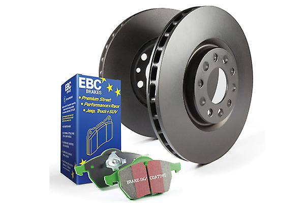 EBC Brakes S11KF1478 EBC Stage 11 Kit