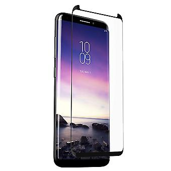 ZAGG InvisibleShield Glass Curve Elite Screen Protector for Galaxy S9+ - Bulk Packaging