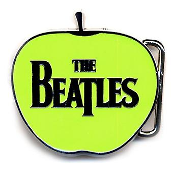 The Beatles Belt Buckle Classic Apple Shaped Band Logo nouveau métal officiel